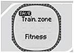 Пульсометр Sigma PC 25.10 - режим обучения